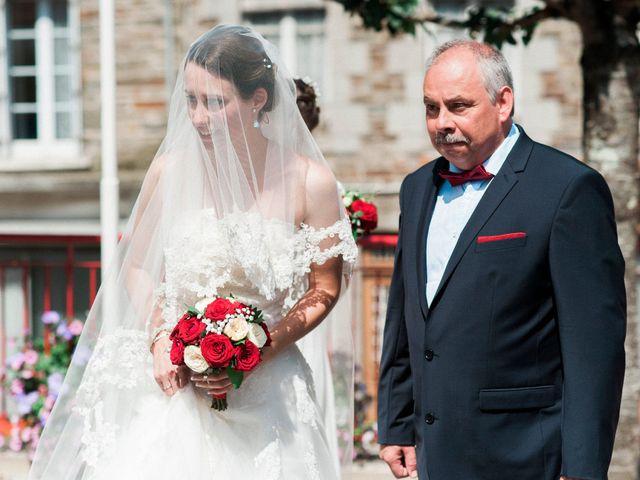 Le mariage de Willy et Céline à Vassy, Calvados 5