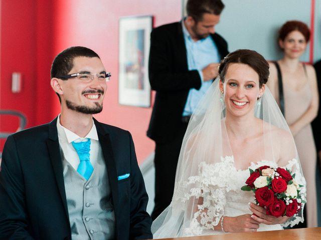 Le mariage de Willy et Céline à Vassy, Calvados 7