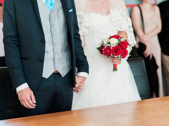 Le mariage de Willy et Céline à Vassy, Calvados 8
