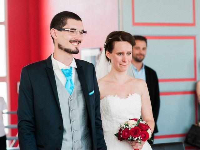 Le mariage de Willy et Céline à Vassy, Calvados 10