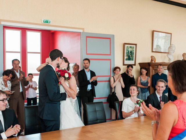 Le mariage de Willy et Céline à Vassy, Calvados 12