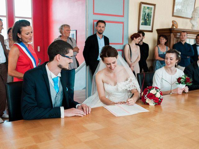 Le mariage de Willy et Céline à Vassy, Calvados 14