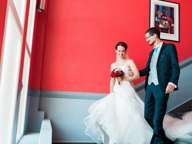 Le mariage de Willy et Céline à Vassy, Calvados 15