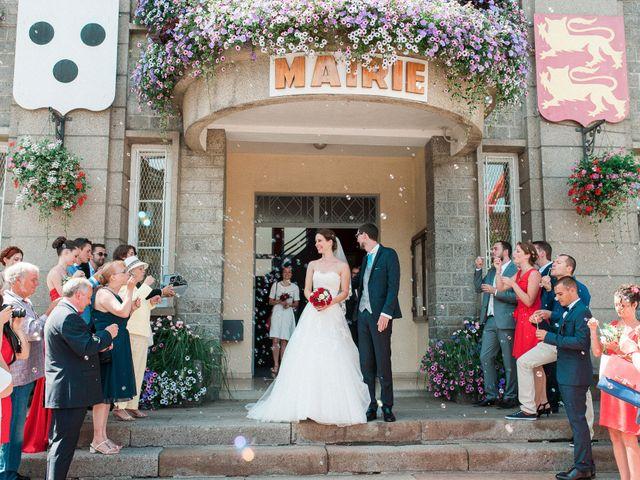 Le mariage de Willy et Céline à Vassy, Calvados 16