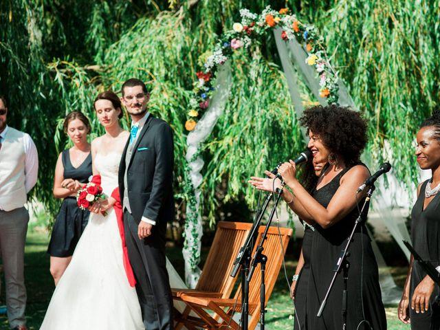 Le mariage de Willy et Céline à Vassy, Calvados 24