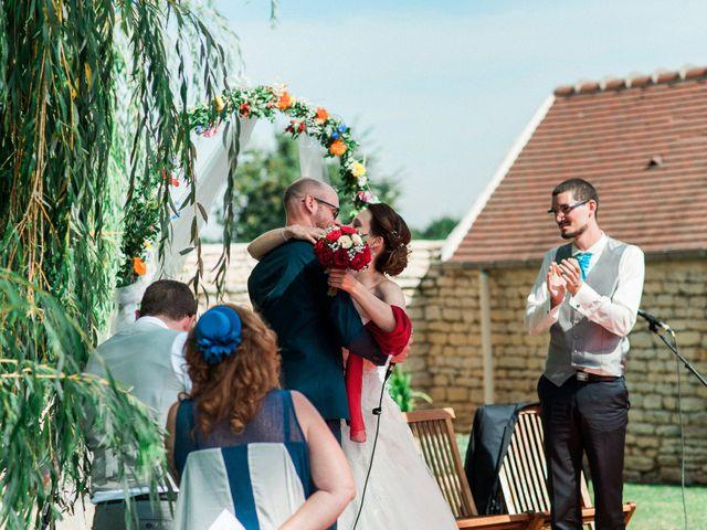 Le mariage de Willy et Céline à Vassy, Calvados 25