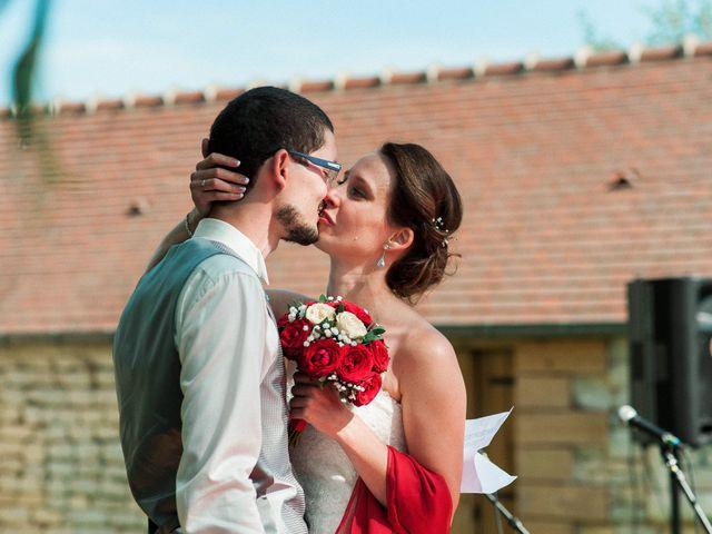 Le mariage de Willy et Céline à Vassy, Calvados 31