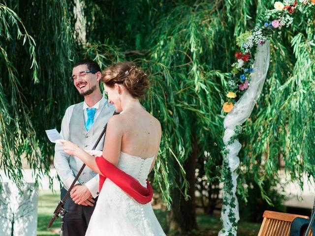 Le mariage de Willy et Céline à Vassy, Calvados 32