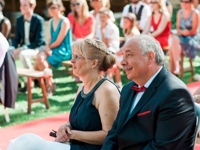 Le mariage de Willy et Céline à Vassy, Calvados 34