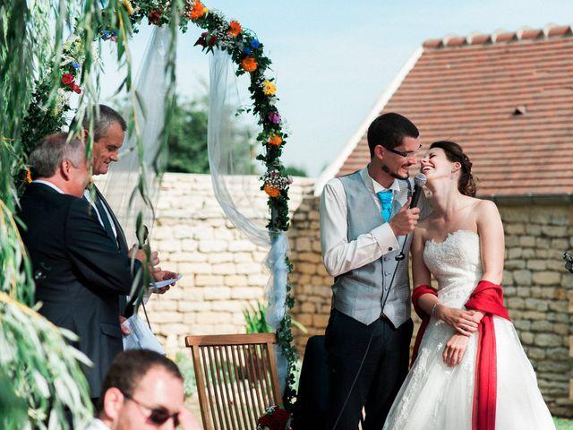 Le mariage de Willy et Céline à Vassy, Calvados 36