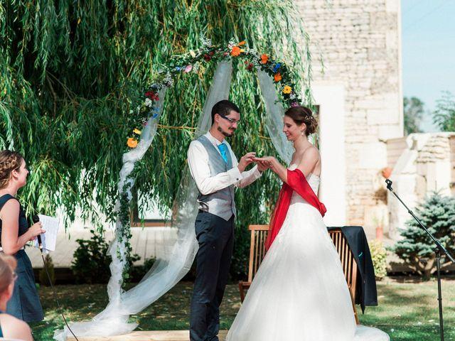 Le mariage de Willy et Céline à Vassy, Calvados 37