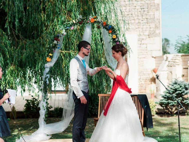 Le mariage de Willy et Céline à Vassy, Calvados 38