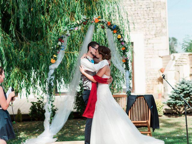 Le mariage de Willy et Céline à Vassy, Calvados 39