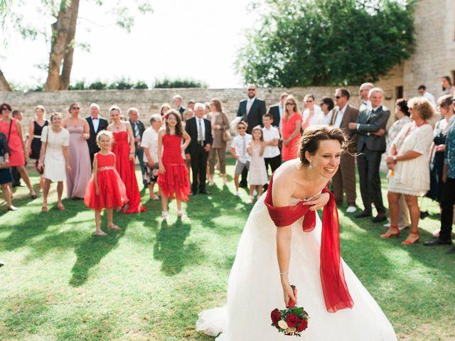 Le mariage de Willy et Céline à Vassy, Calvados 45
