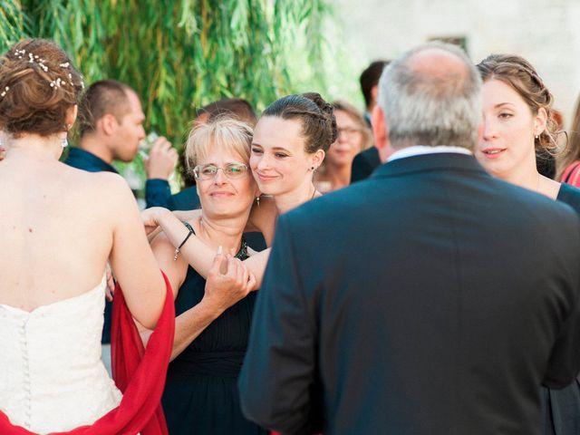 Le mariage de Willy et Céline à Vassy, Calvados 52