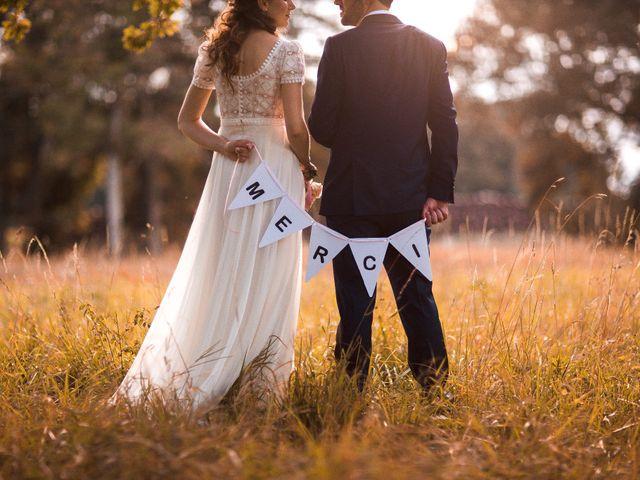 Le mariage de Julie et Clément