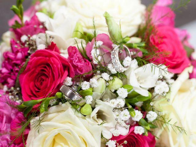Le mariage de Daphné et Sylvain