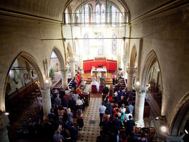 Le mariage de Jimmy et Julie à Bourron-Marlotte, Seine-et-Marne 19