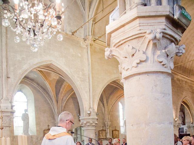 Le mariage de Jimmy et Julie à Bourron-Marlotte, Seine-et-Marne 20