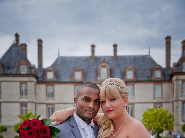 Le mariage de Jimmy et Julie à Bourron-Marlotte, Seine-et-Marne 1