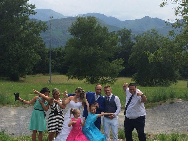 Le mariage de Julien et Laetitia à Lourdes, Hautes-Pyrénées 8