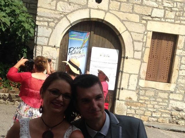 Le mariage de fabrice et charlotte à Montferrand-le-Château, Doubs 6