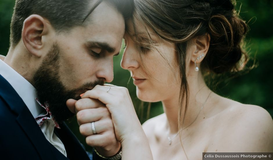 Le mariage de Romain et Caroline à Sacy-le-Grand, Oise