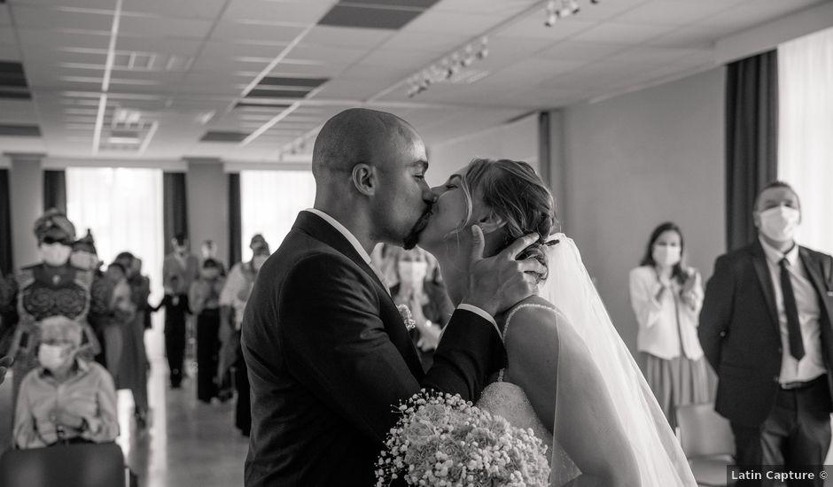 Le mariage de Bryan et Charlotte à Les Écrennes, Seine-et-Marne