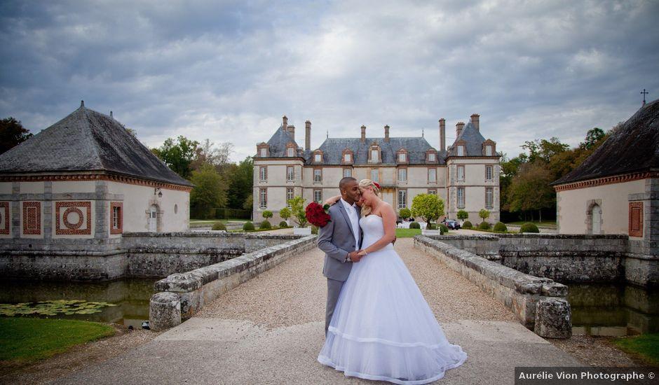 Le mariage de Jimmy et Julie à Bourron-Marlotte, Seine-et-Marne