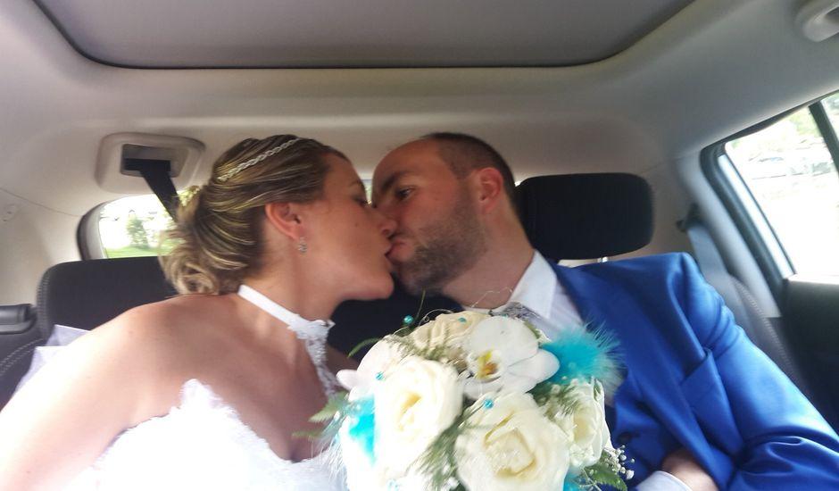 Le mariage de Julien et Laetitia à Lourdes, Hautes-Pyrénées