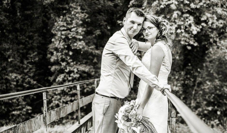 Le mariage de fabrice et charlotte à Montferrand-le-Château, Doubs