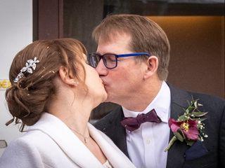 Le mariage de Virginie et Chris
