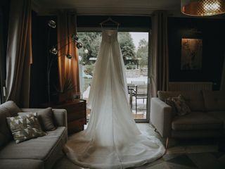 Le mariage de Sandrine et Rafael 1