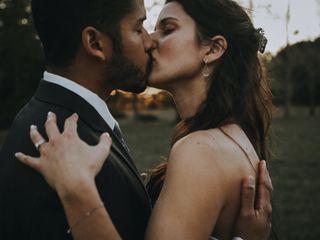 Le mariage de Sandrine et Rafael