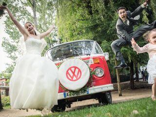 Le mariage de Sandrine et Thibault