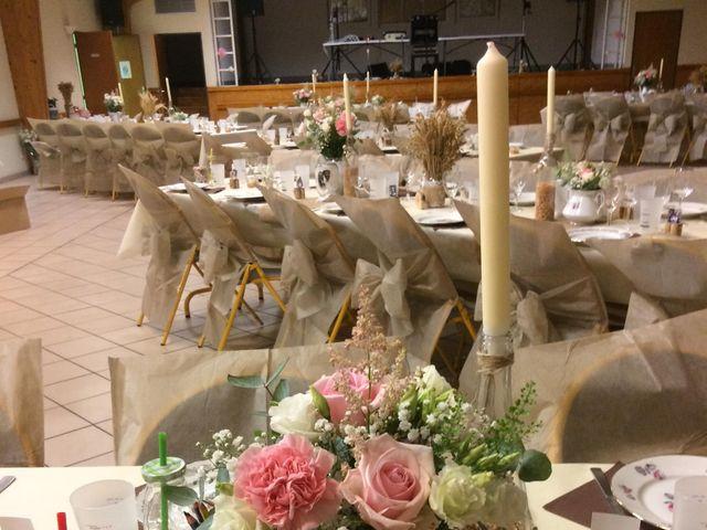 Le mariage de Manu et Audrey  à La Salle, Vosges 8