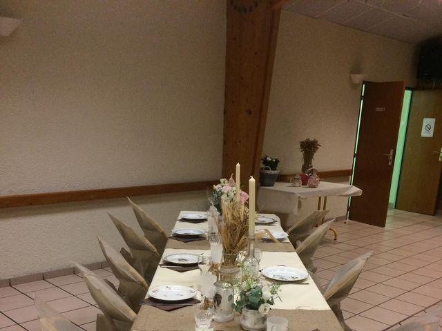 Le mariage de Manu et Audrey  à La Salle, Vosges 10