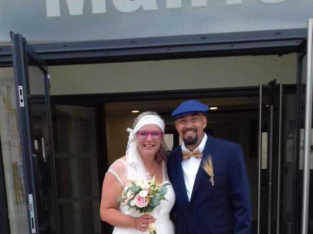 Le mariage de Manu et Audrey  à La Salle, Vosges 12