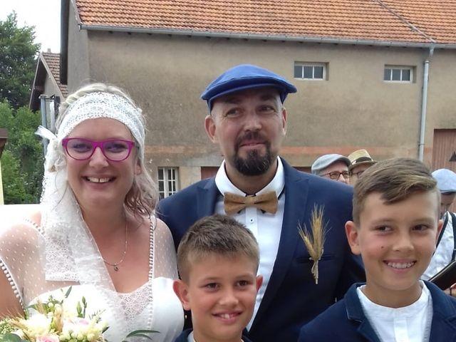 Le mariage de Manu et Audrey  à La Salle, Vosges 13