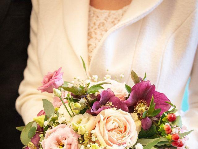 Le mariage de Chris et Virginie à Faverges, Haute-Savoie 4