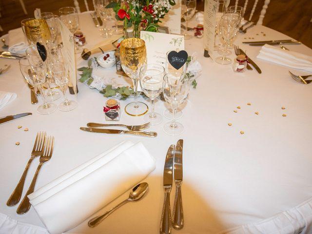 Le mariage de Chris et Virginie à Faverges, Haute-Savoie 5