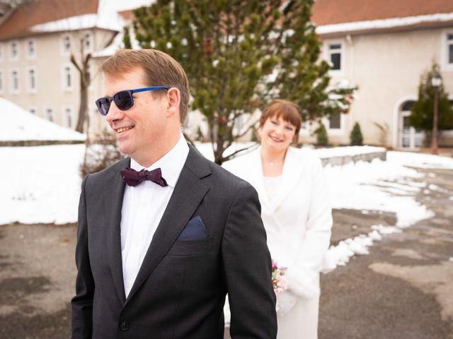 Le mariage de Chris et Virginie à Faverges, Haute-Savoie 8