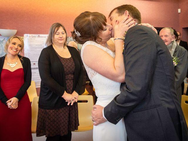 Le mariage de Chris et Virginie à Faverges, Haute-Savoie 12