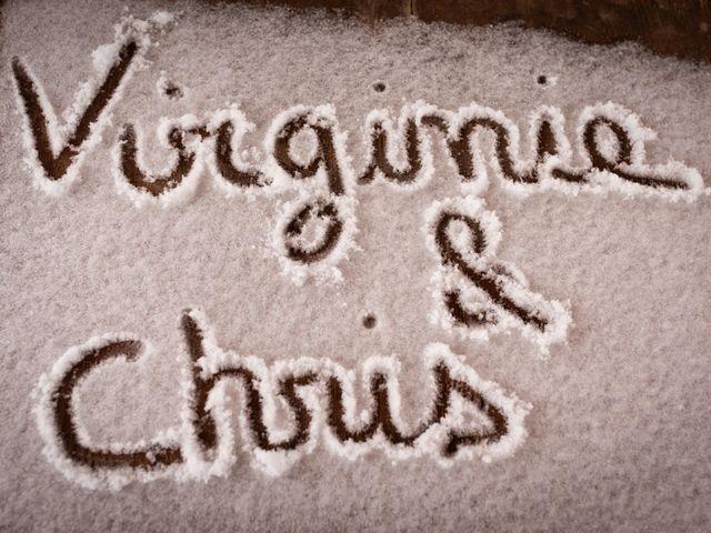 Le mariage de Chris et Virginie à Faverges, Haute-Savoie 14