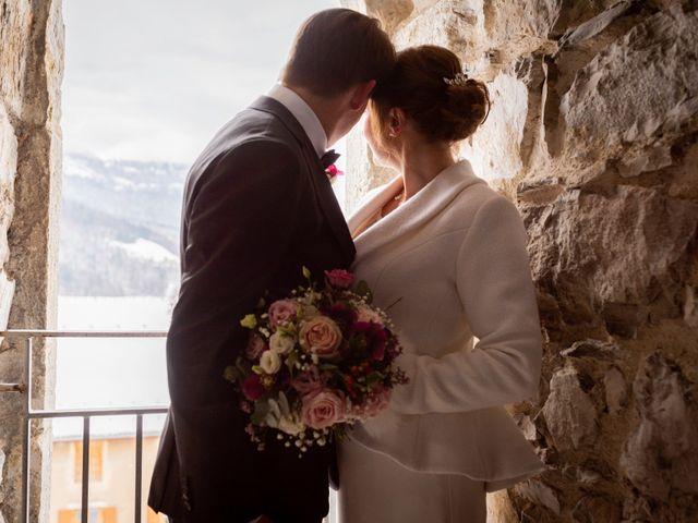 Le mariage de Chris et Virginie à Faverges, Haute-Savoie 15