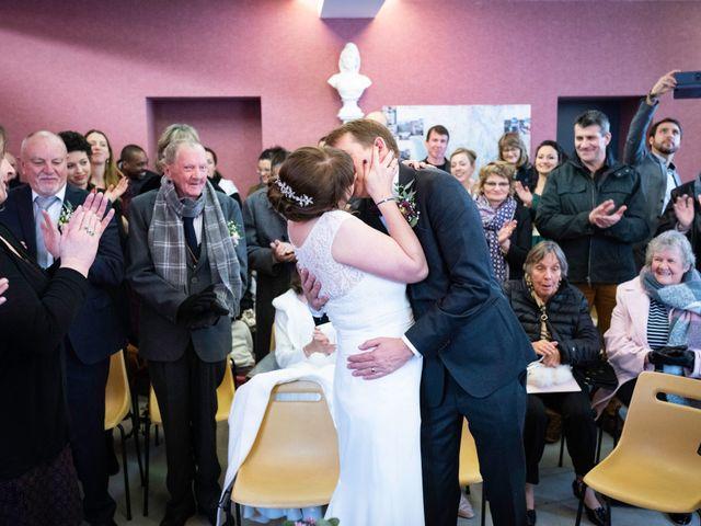 Le mariage de Chris et Virginie à Faverges, Haute-Savoie 16