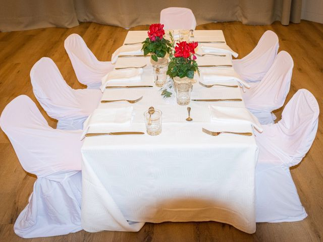Le mariage de Chris et Virginie à Faverges, Haute-Savoie 17