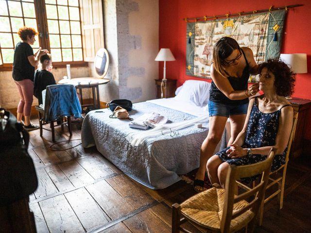 Le mariage de Aymeric et Noémie à Saint-Astier, Dordogne 8
