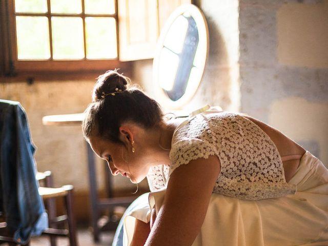 Le mariage de Aymeric et Noémie à Saint-Astier, Dordogne 21