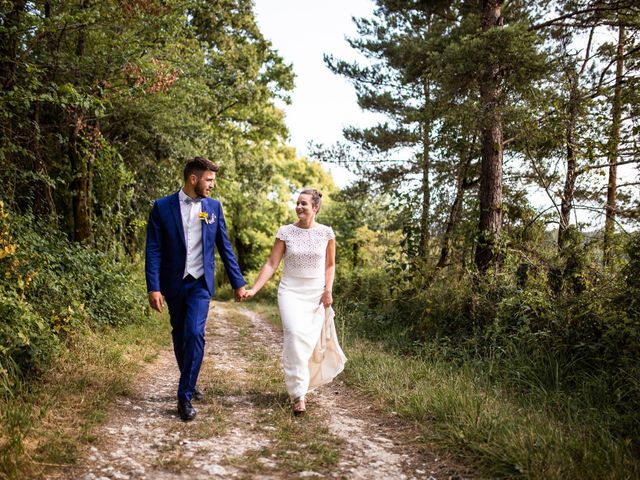 Le mariage de Aymeric et Noémie à Saint-Astier, Dordogne 24